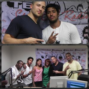 #TurnUpTuesdays On ShowOffRadio    In-Studio Guests @A2MMusic 08.07.12