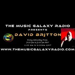 MUSIC GALAXY RADIO MIX LIVE & DIRECT FROM UK / USA DJ DAVID BRITTON 7/8/17