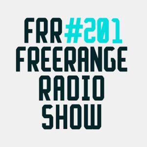 Freerange Records Radioshow No.201 - December 2016 Pt1 With Matt Masters