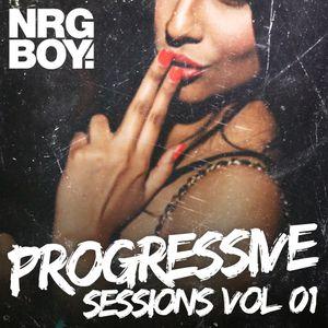 NRGBOY! pres. Progressive Sessions Vol. I
