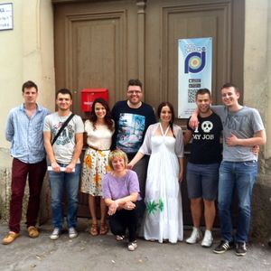 Radio Jaska - Elma, Gina Victoria i MALEK s 4music bandom uživo u emisiji SHOWTIME