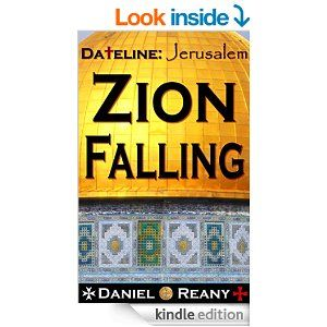 Will Roberts Weekly Telegram Radio -Daniel Reany author of Zion Falling