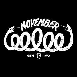 Movember Stacked