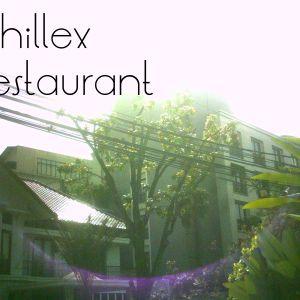 Chillex Restaurant Last Week for 2015