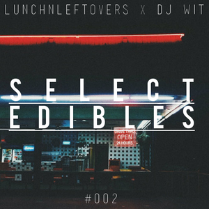 DJ Wit x Lunch 'N' Leftovers - Select Edibles #002