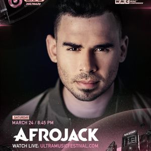 Afrojack - Live @ Ultra Music Festival 2018, Miami (EDMChicago.com)