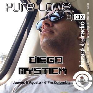 Diegomystick sessions Ibiza global radio
