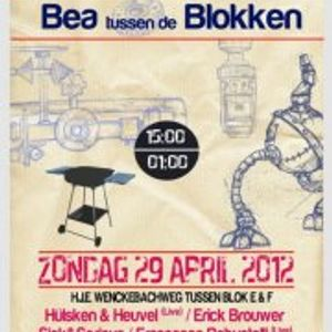 Bouwer (Modern Playground) DJ Set @ Bea Tussen De Blokken - Queensnight