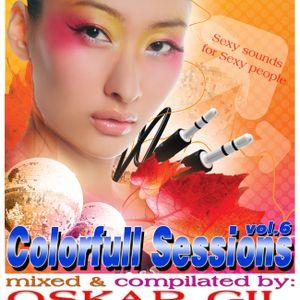 Dj Oskar Gil - Colorfull Sessions Vol.6