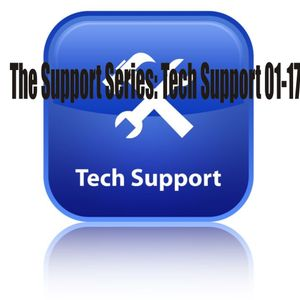 """Danni  Markez """"The Support Series"""": Tech Support 0117"""