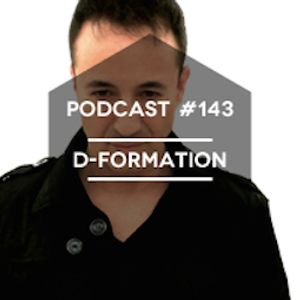 Mute/Control Podcast #143  - D-Formation