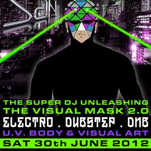 San - The Super DJ Live @ TLR, New Delhi june 2012