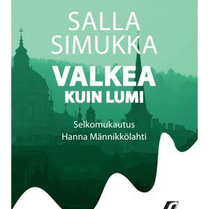 Valkea kuin lumi, a novel in easy Finnish, chapters 1-4.