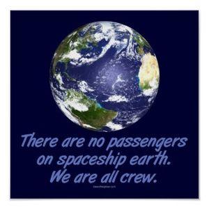 David Houle and Tim Rumage on Spaceship Earth