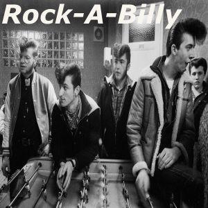 Rock-A-Billy w/ Billy and Joni (12-5-19)