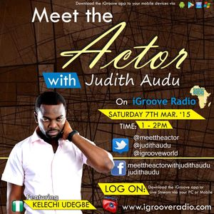 Meet the actor with Judith Audu ft Kelechi