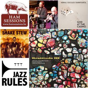 Jazz Rules #153