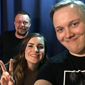 Au pairit Kanadassa -sarjassa mukana oleva tubettaja Mona Karttunen vieraana (Viihteellä 18.5.2017)