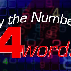 By the Numbers: 4 Words