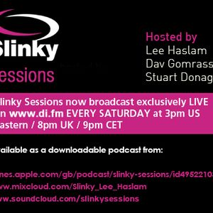 Dav Gomrass - Slinky Sessions Episode 156 (Guest - Will Holland)