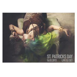 St Patricks Day Live DJ Set [16.03.2013]