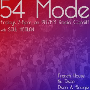 54 Mode Radio Show Friday 11th June