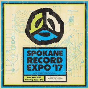Spokane Record Expo 2017 Set 1: Crate Diggin'