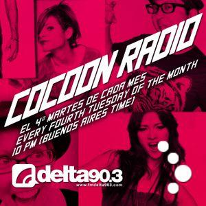 Cocoon Radio - Onur Özer (FM Delta 90.3) [24-01-2012]