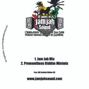 Jam Jah Ten Years Birthday Mix