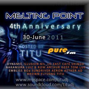 BOa - Melting Point 4th Anniversary