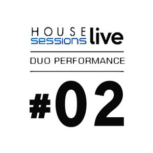 HOUSE live SESSIONS - DJ Zeff x D Rich (trumpet & percussions) Podcast #02