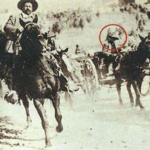 Japoneses que participaron en la revolución mexicana