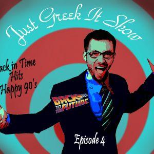 Just Greek It Show Episode 4 - s01e04 - Rodon FM radio Broadcast by Rafal Zygula