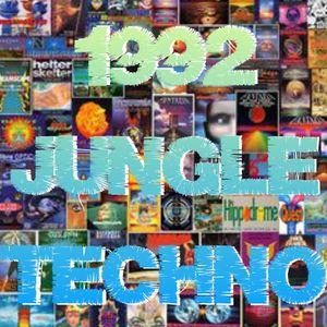 DJ Problem Child & DJ Dean - 1992 Jungle Techno