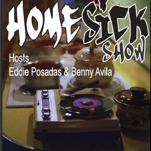HomeSick 002 - Bobby Wong (Sedated)