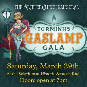 Gaslamp Gala Setlist, March 2014