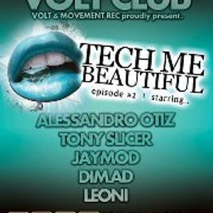 Tony Slicer @ Volt 25.11.2011 Tech me beautiful 2