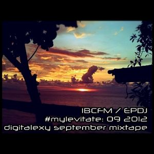 #mylevitate: 09.2012 [digitalexy september mixtape]