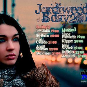 Jordiweed B-Day Mix Diablo Guapo-Electropostaway.es 04/09/2012