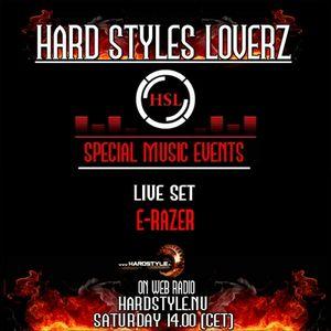 E-Razer - Hard Styles Loverz - Hardstyle.nu - Saturday 14 April 2012