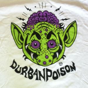 Durban Poison 2015 Mixtape