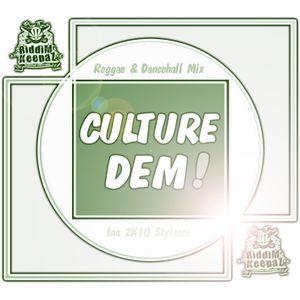 Riddim Keepaz - CULTURE DEM - Ina 2K10 Styleeee!