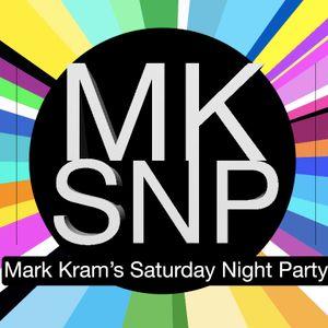 Mark Kram's Saturday Night Party 17.10.15
