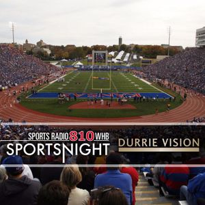 Sports Night: Five Good Minutes with Jesse Newell