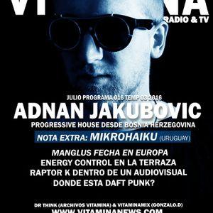 Vitamina Temp 03 Cap 016   Adnan Jakubovic   Mikro Haiku