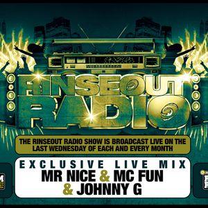 Mr Nice & MC Fun - Rinseout Radio 28th April 2011