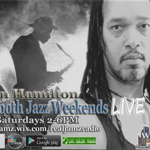 Smooth Jazz Weekends w/ Ron Hamilton 7-8-17