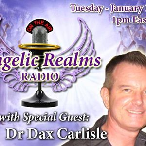 Setting Your Intentions for 2017 ...GUEST: Dr Dax Carlisle!