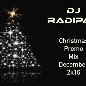 DJ Radipax - Christmas Promo Mix December 2k16