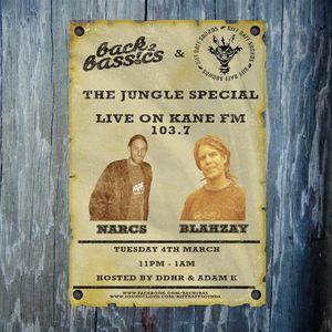 KFMP: Back 2 Bassics Show 04.03.2014 Guest: Riff Raff Soundz